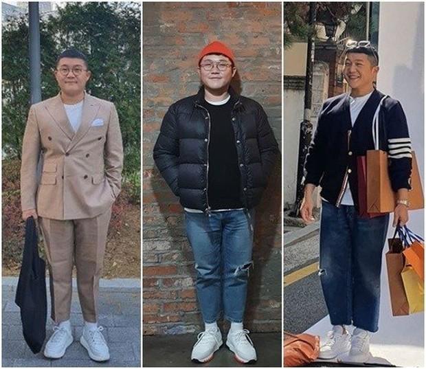 Seho berhasil menurunkan berat badannya hingga 15 kilogram dan membentuk otot.