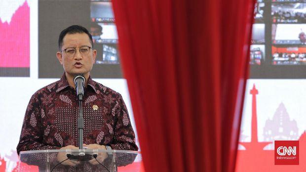 Menteri Sosial Juliari P. Batubara, Jakarta, Rabu, 3 September 2020.