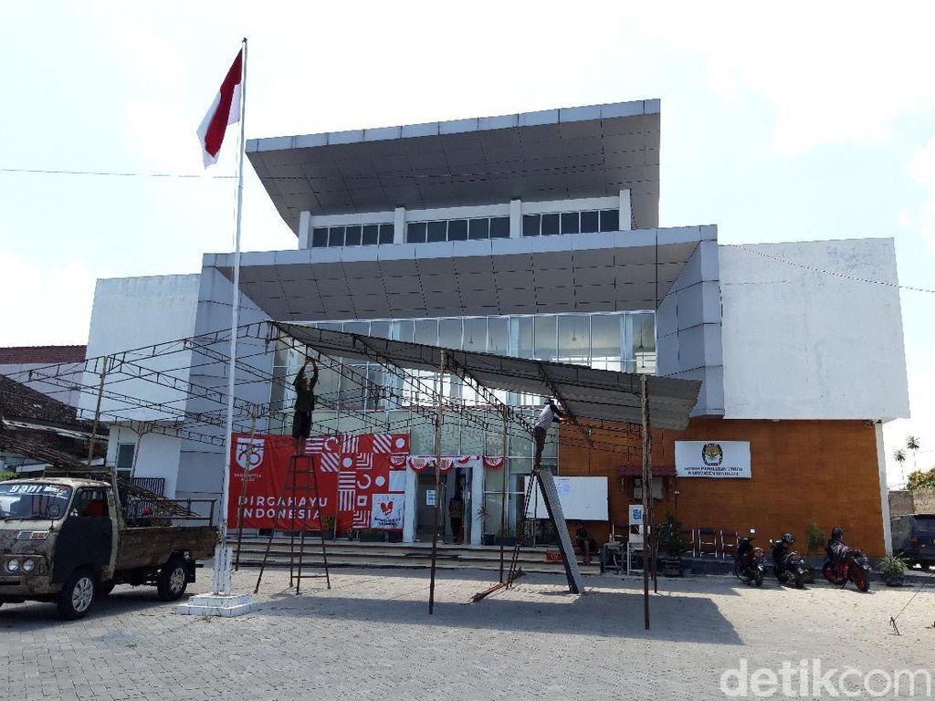 Baru Satu Bapaslon, KPU Boyolali Perpanjang Pendaftaran Pilkada