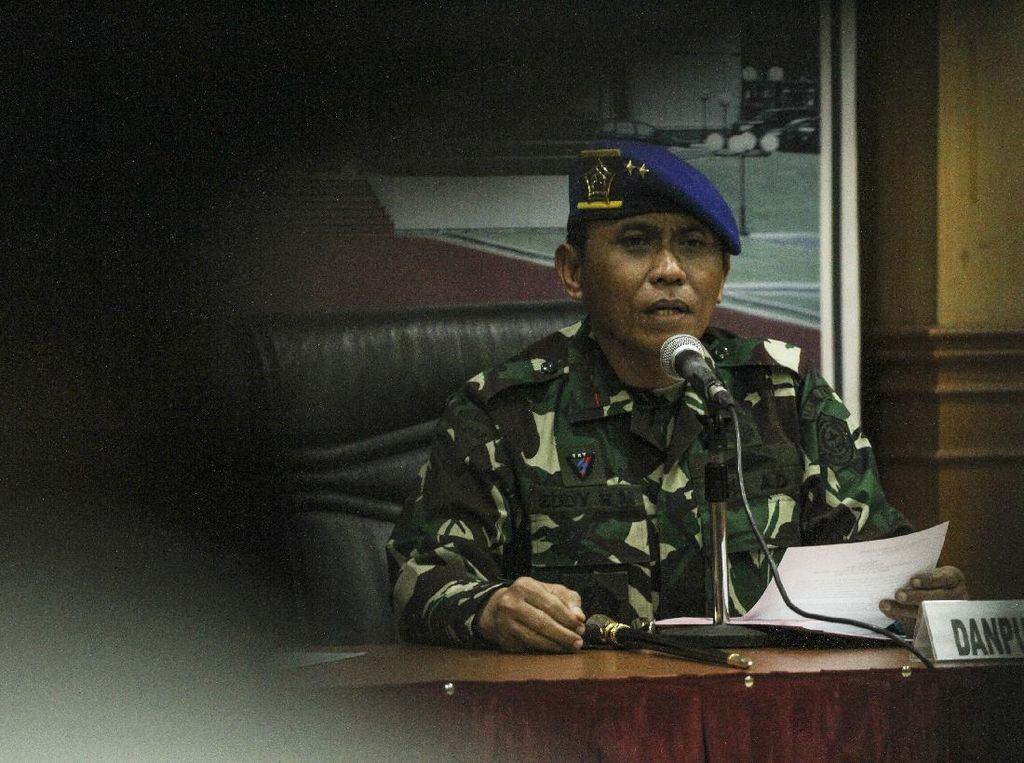 TNI: Ada 8 Oknum Anggota AU dan AL di Sekitar TKP Perusakan Polsek Ciracas