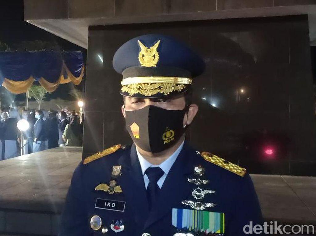 Satu Pilot Pesawat Tempur yang Tergelincir di Lanud Iswahjudi Masih Dirawat