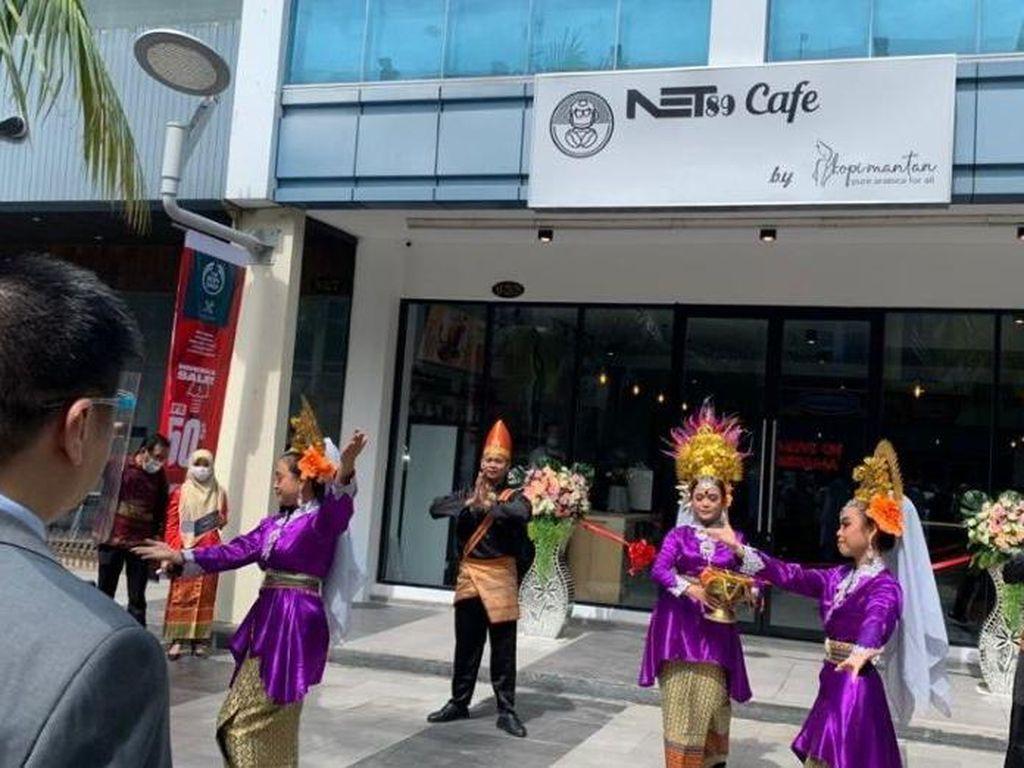 Net89 Café Jadi Wadah Interaksi Kemajuan Bisnis Member