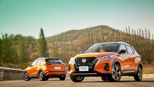 Nissan Kicks e-Power meluncur di Indonesia pada 2 September 2020 dengan harga Rp497,8 juta.