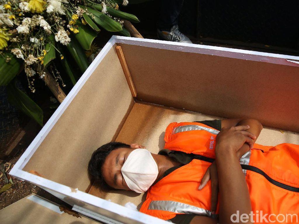 Kritik Hukuman Peti Mati, Epidemiolog: Berpotensi Tularkan Corona