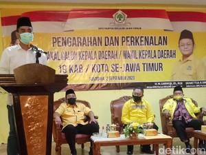 Pilkada Surabaya, Irjen (Purn) Machfud-Mujiaman Kantongi Dukungan 8 Partai