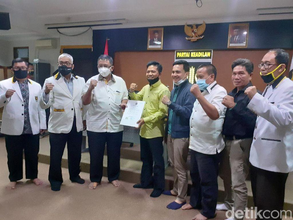 Sah! PKS Dukung Dadang Supriatna-Sahrul Gunawan di Pilbup Bandung