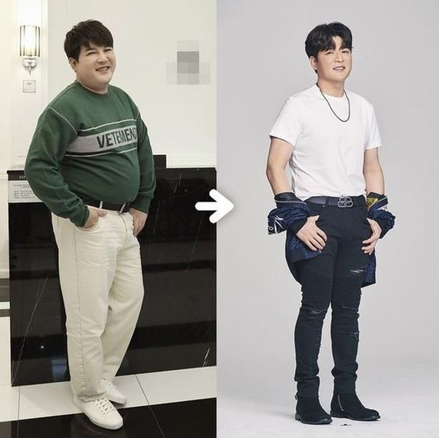 Shindong berhasil menurunkan berat badannya hingga 30 kilogram dan terus ingin lebih kurus lagi.