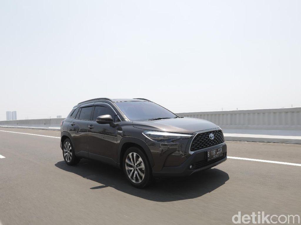 Road Trip Jakarta-Bali Dimulai! Menguji Daya Jelajah Toyota Corolla Cross Hybrid