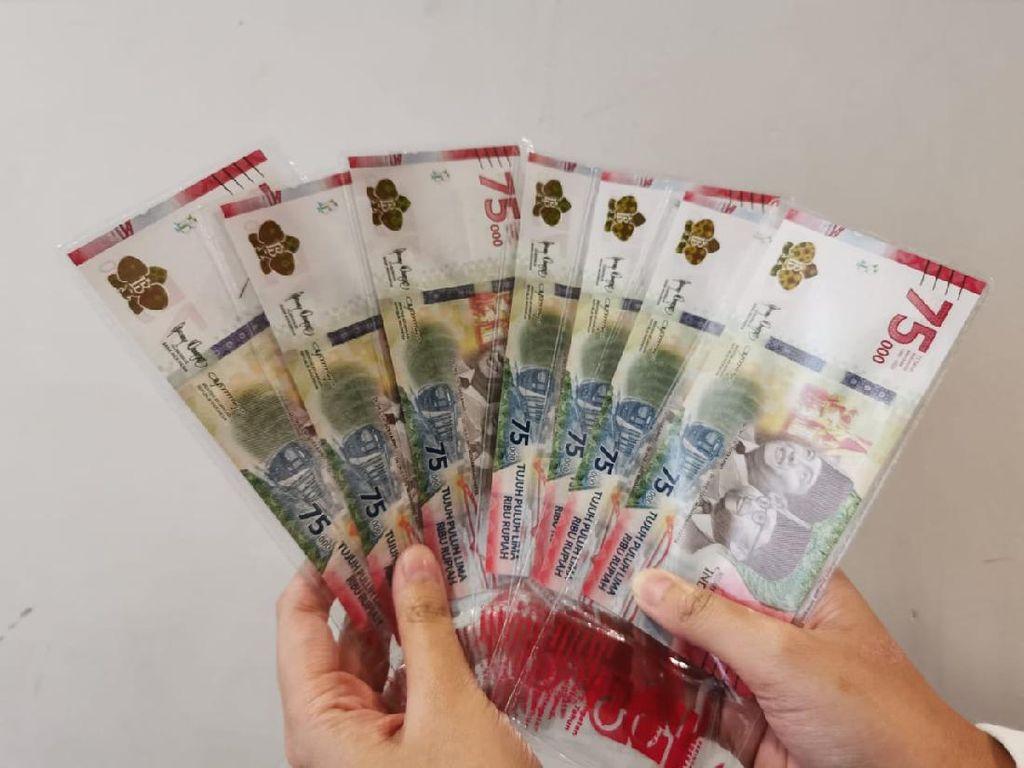 Punya Uang Khusus Rp 75.000? Jangan Ragu Buat Dipakai Belanja Ya
