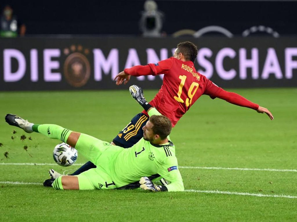 Link Live Streaming Spanyol Vs Jerman
