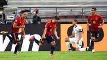 Video Jerman Vs Spanyol Kurang Gereget, Berakhir Imbang 1-1