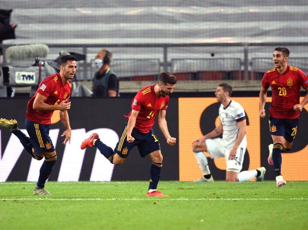 Jadwal UEFA Nations League Dini Hari Nanti, Ini 3 Laga Serunya