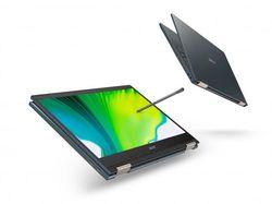 Acer Pamer Laptop Perdana dengan Koneksi 5G dan Anti Bakteri