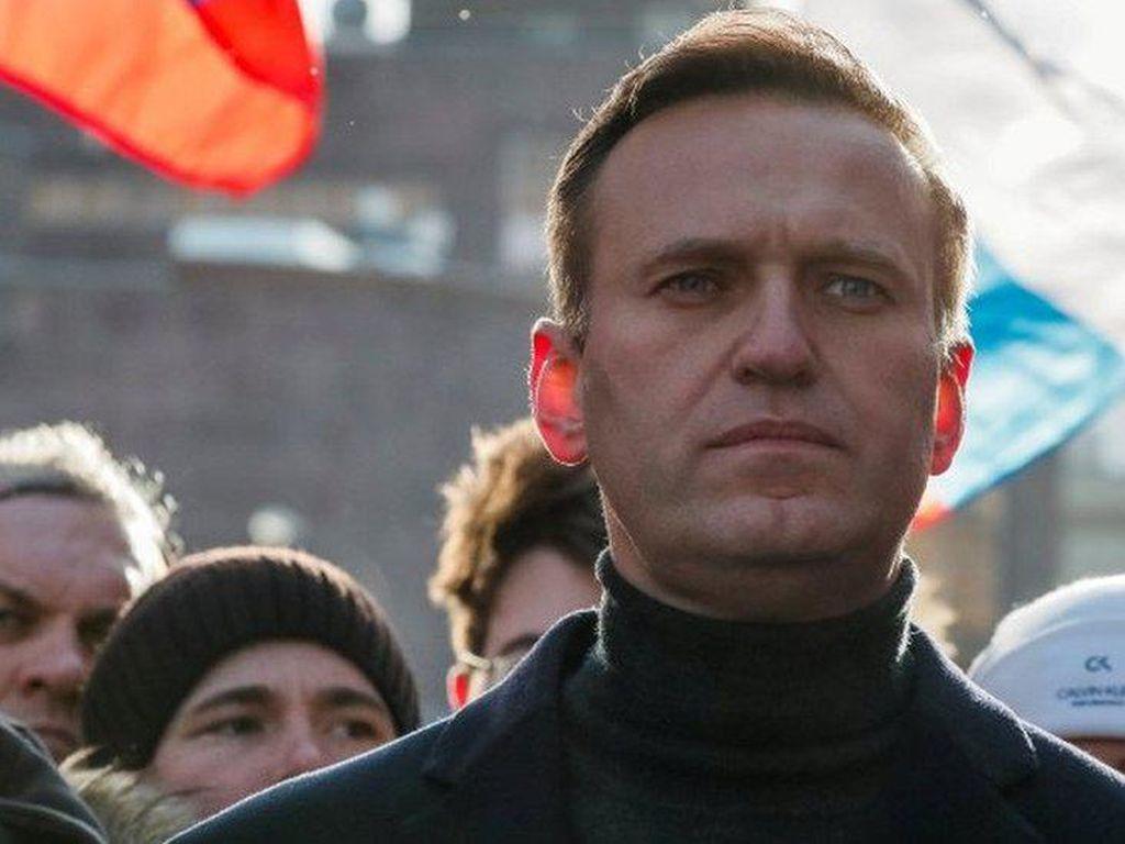 Prancis & Swedia Yakin Pemimpin Oposisi Rusia Alexei Navalny Diracuni