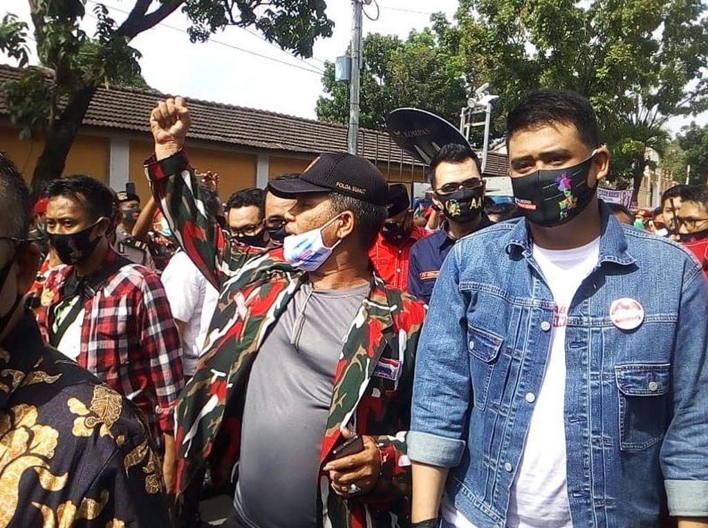 Gubsu Sindir Yang dari Jakarta, Kubu Bobby Yakin Bukan soal Pilkada Medan