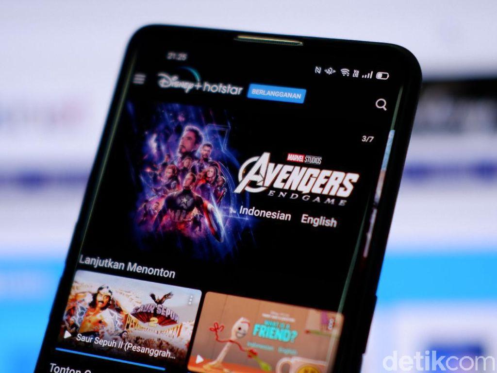 Disney Plus Indonesia Pesaing Netflix, Ini Cara Download Konten Filmnya