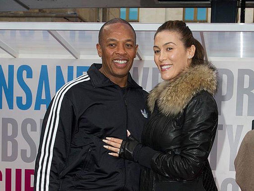 Heboh Perceraian Rapper Dr. Dre, Mantan Istri Minta Tunjangan Rp 28 M Sebulan