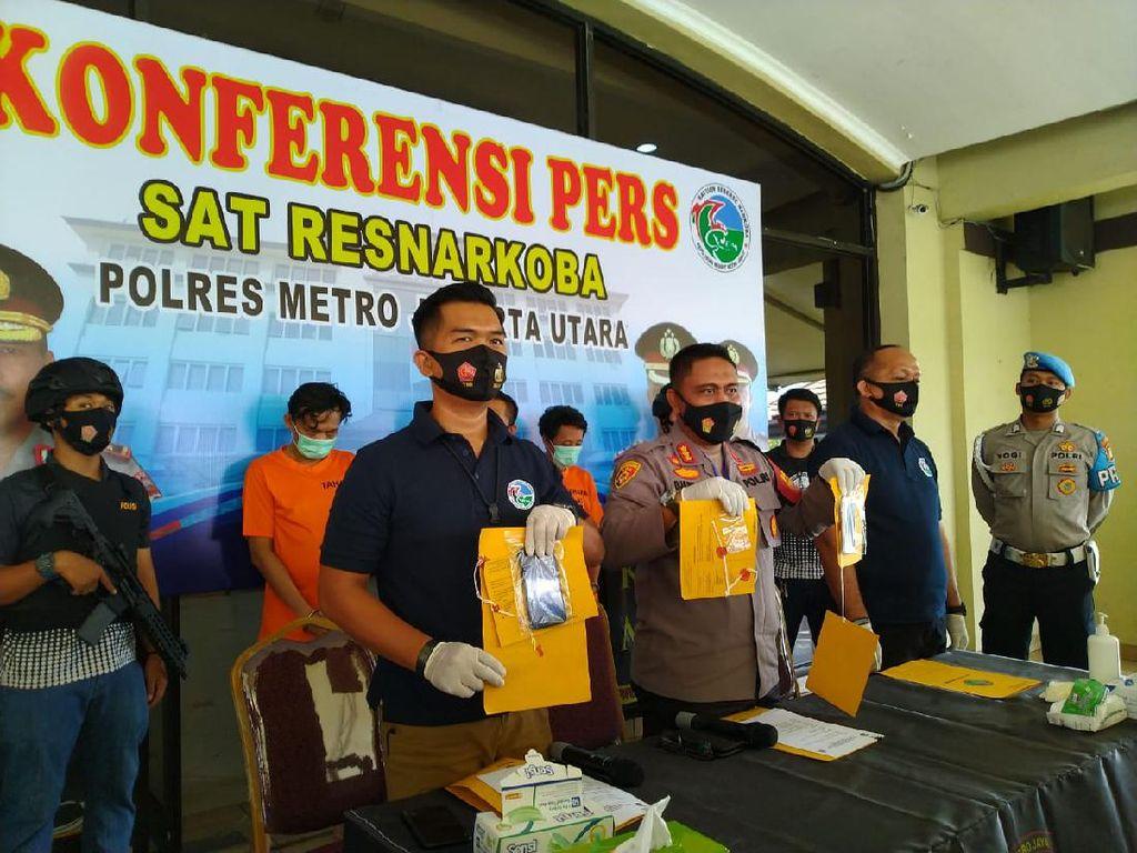 Urine Positif, Jaka Hidayat Eks Drummer BIP Jadi Tersangka Kasus Narkoba
