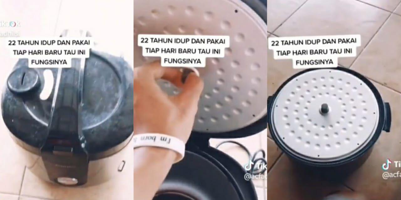 Food Hacks Galon Hingga Rice Cooker