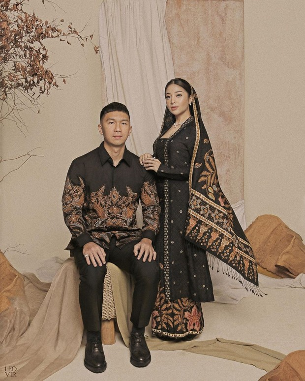 Foto prewedding ala Nikita Willy dan pasangan