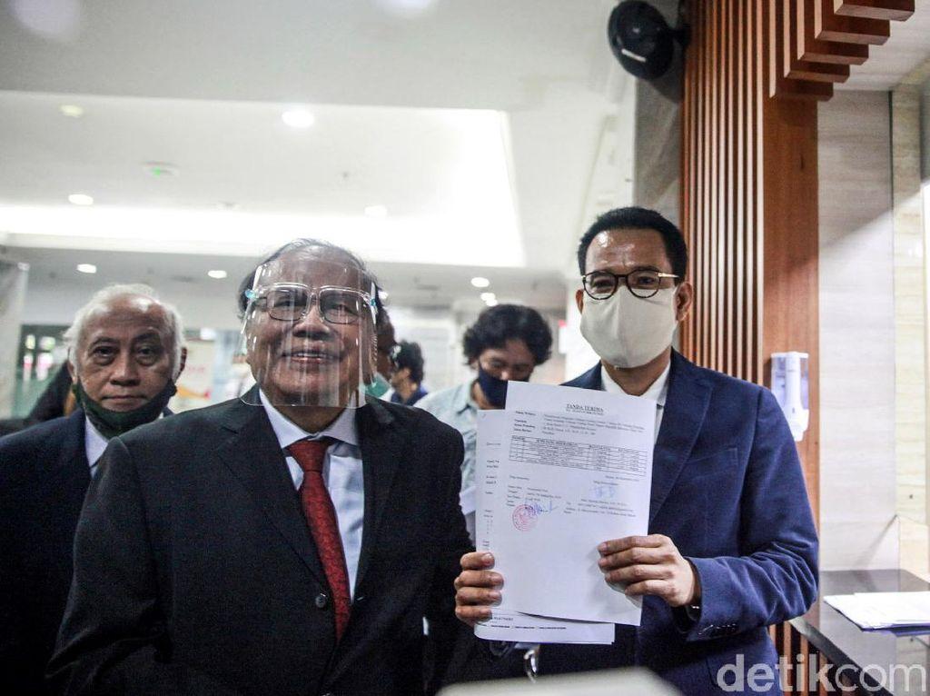 Gugat ke MK, Rizal Ramli Ingin Presidential Threshold Dihapus