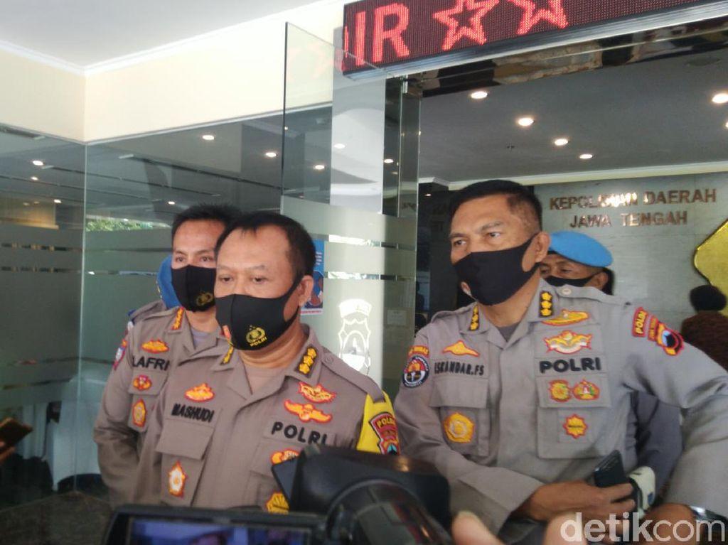 Polda Jateng: Solo dan Semarang Jadi Prioritas Pengamanan Pilkada
