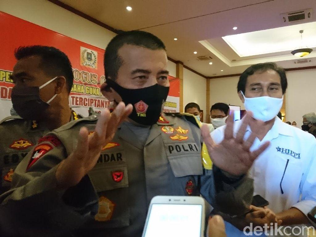 Pelajar Ikut Demo, Kapolda Banten Sebut Dorongan Pribadi Tidak Diperintah
