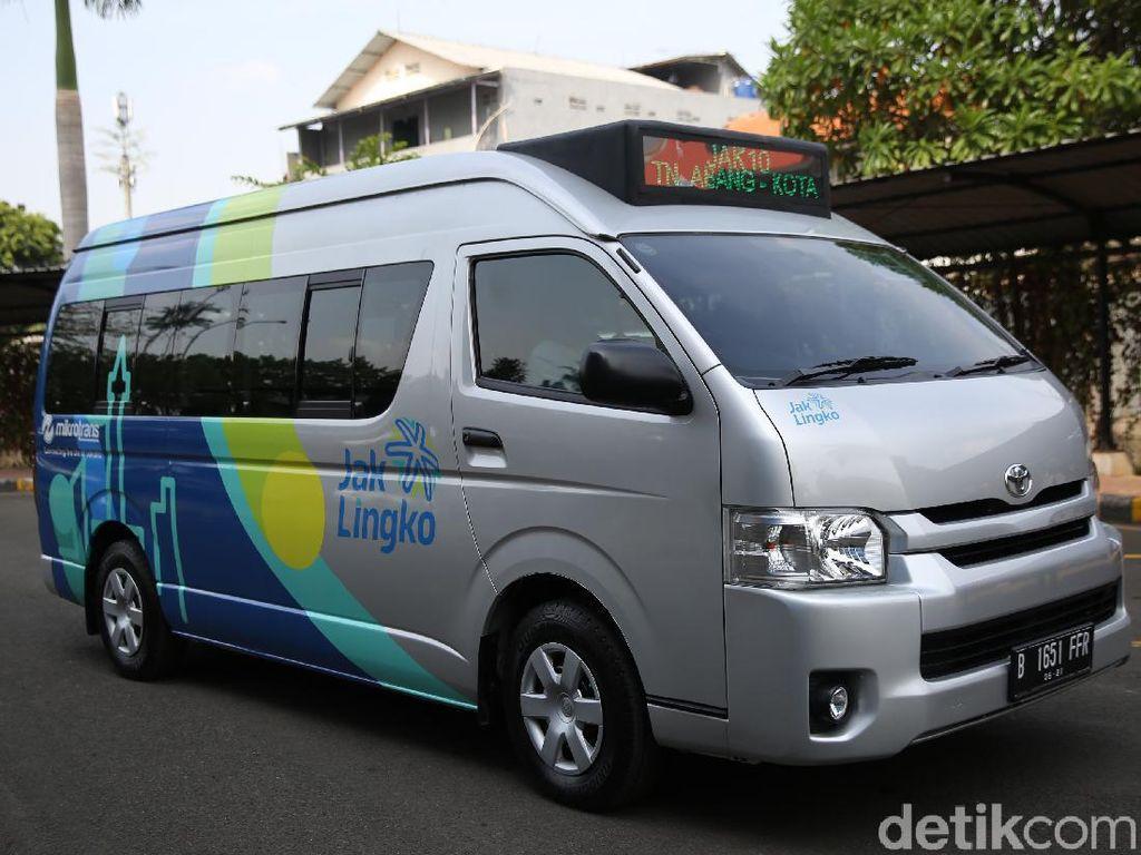 Jadi Angkot, Toyota HiAce Bakal Matikan Mikrolet?