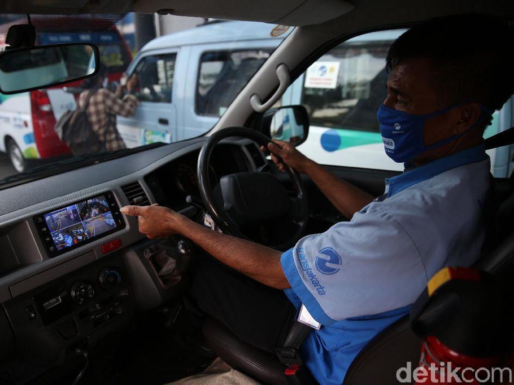 Jurus DKI Kurangi Polusi, Sopir Angkot Diajari Cara Nyetir Irit BBM