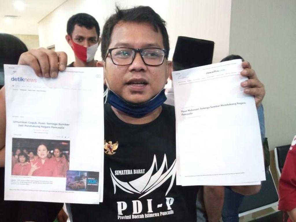 Ditolak Polisi, PPM Minang Akan Laporkan Ucapan Puan ke MKD DPR