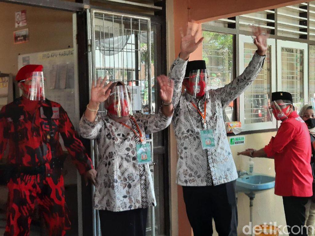 Pleno KPU Rampung, Istri Bupati Menang Pilkada Sleman
