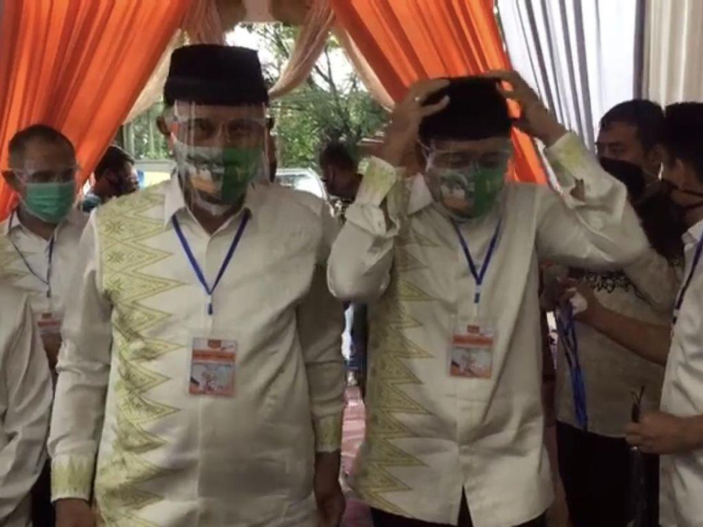 Diusung PKS-PPP, Walkot Padang Jadi Pendaftar Pertama Pilgub Sumbar