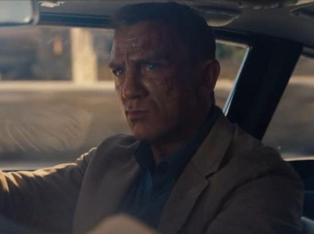 Aksi Daniel Craig Mati-matian di Trailer Anyar No Time to Die