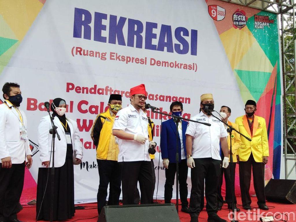 KPU Diskualifikasi Berkarya dari Pengusung None-Zunnun di Pilwalkot Makassar