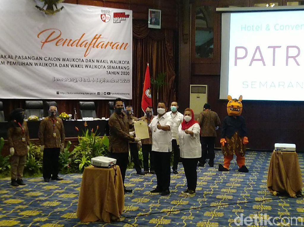 Pendaftaran Paslon Pilwalkot Semarang Akan Diperpanjang, Apa Alasannya?