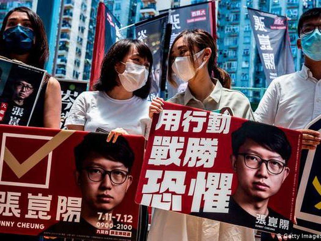 PBB Serukan Peninjauan Independen atas Hukum Keamanan Hong Kong
