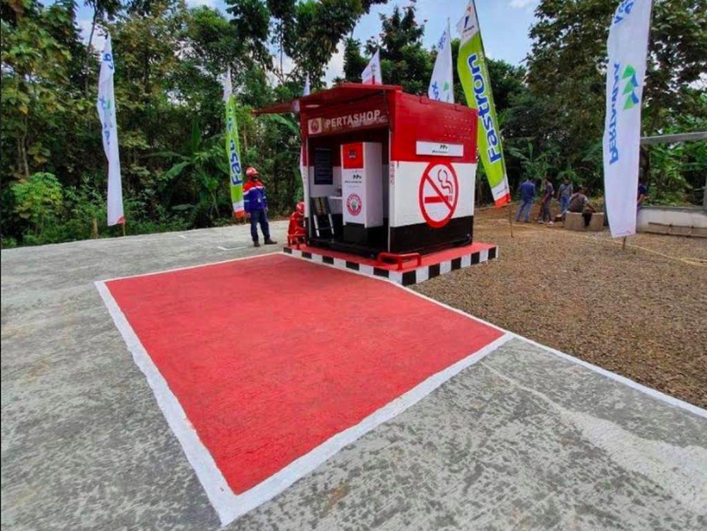 28 SPBU Mini Pertashop Sapa Sumatera Selatan
