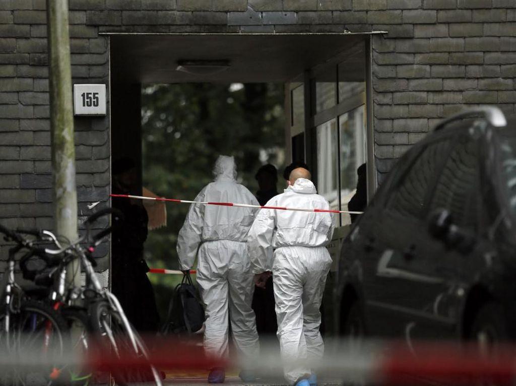 Wanita di Jerman Dicurigai Habisi 5 Anaknya Lalu Berupaya Bunuh Diri