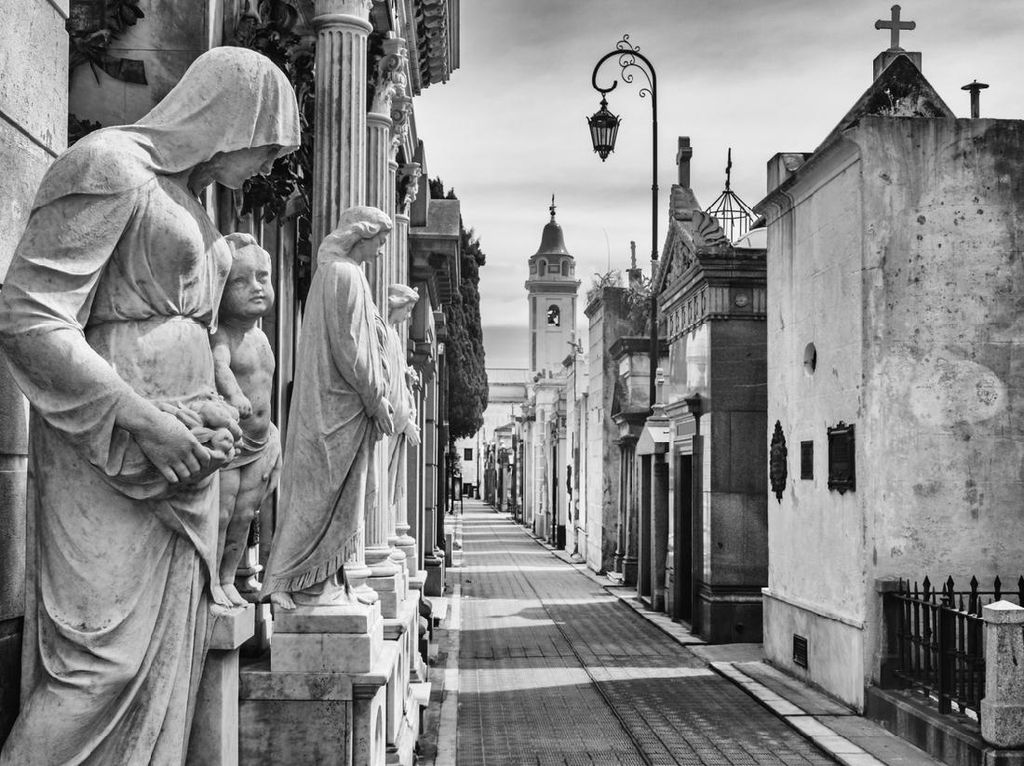 Recoleta Pemakaman Terindah dan Terhoror Dunia dan Kisah Seramnya
