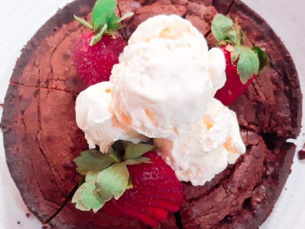 Masak Masak : Brownies Teflon yang Legit Lembut