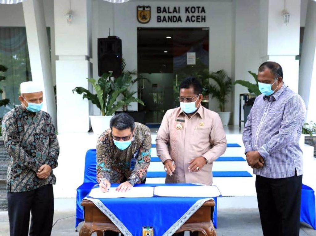 Sinergi Jasa Perbankan Syariah di Banda Aceh