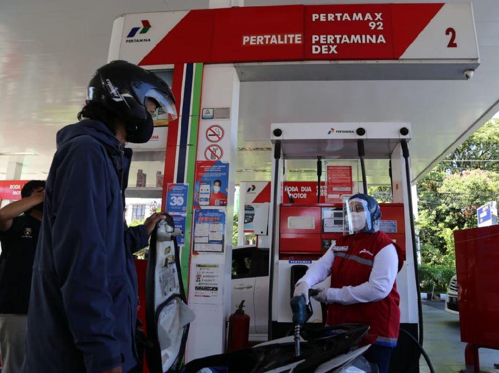 Pertamina Tambah 10 Outlet Pertamax Turbo di Lampung