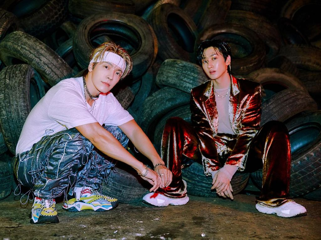 Super Junior D&E Dominasi Chart iTunes Dunia dengan Bad Blood