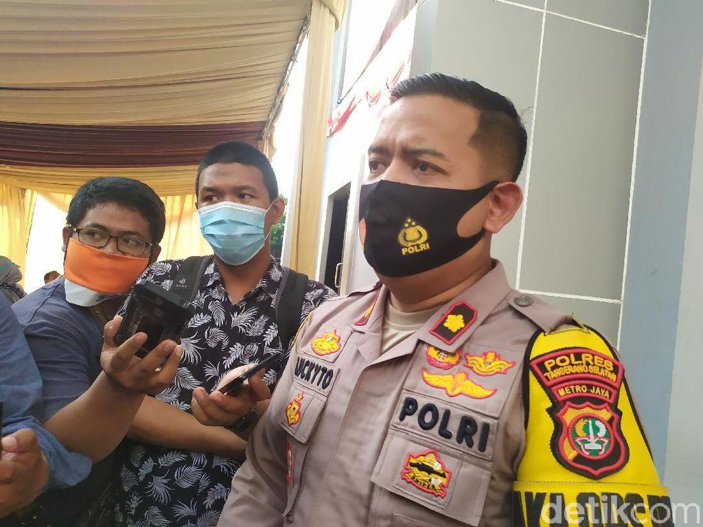 Ada Kerumunan Pendukung Bakal Paslon di KPU Tangsel, Polisi: Kita Evaluasi