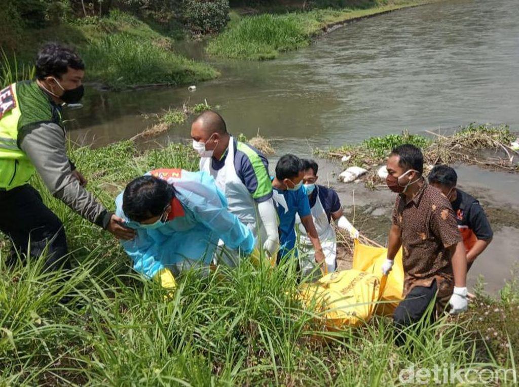Warga Bali ditemukan Tewas Mengambang di Sungai Brantas Tulunggagung