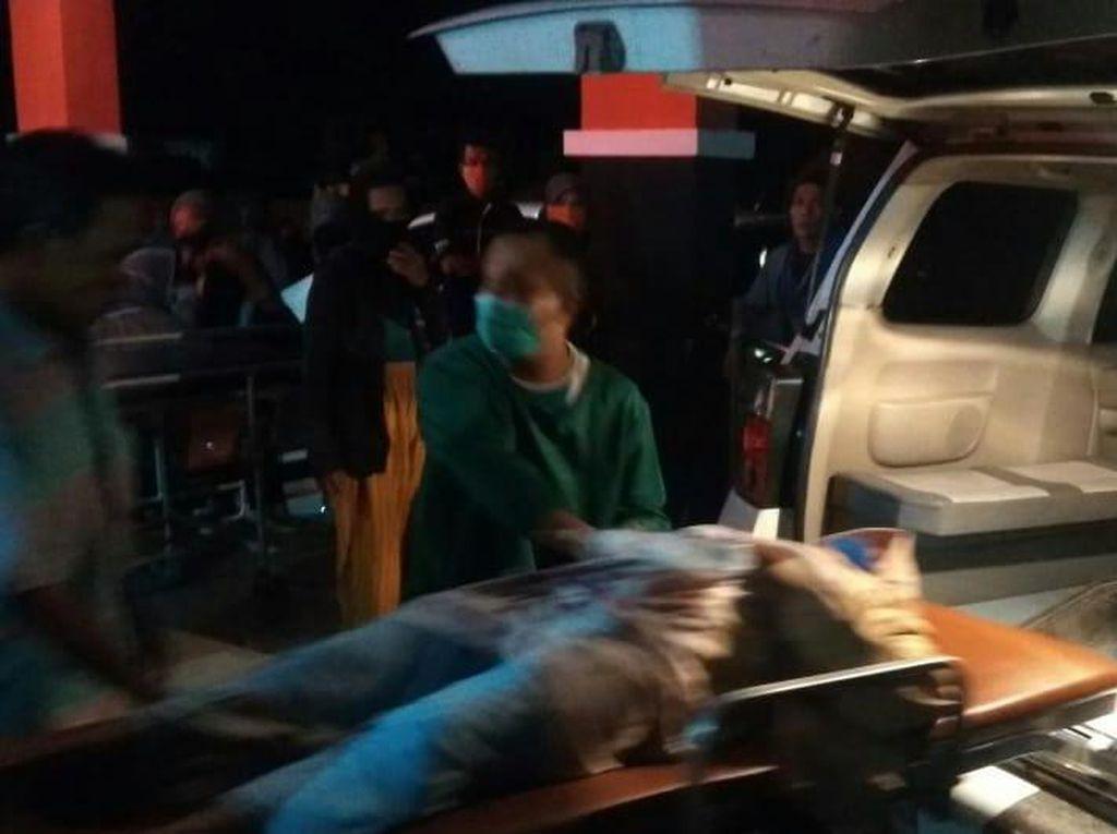 Puluhan Warga Pangandaran Keracunan Usai Santap Hidangan Syukuran