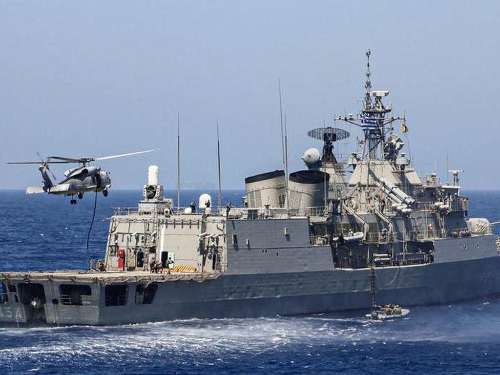 Sengketa Mediterania: Rivalitas Turki-Yunani