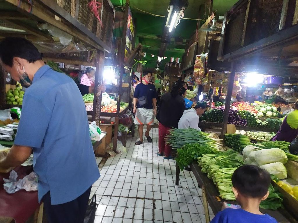 Polri Gandeng Preman Pasar Disiplinkan Masker, IKAPPI DKI: Kurang Humanis