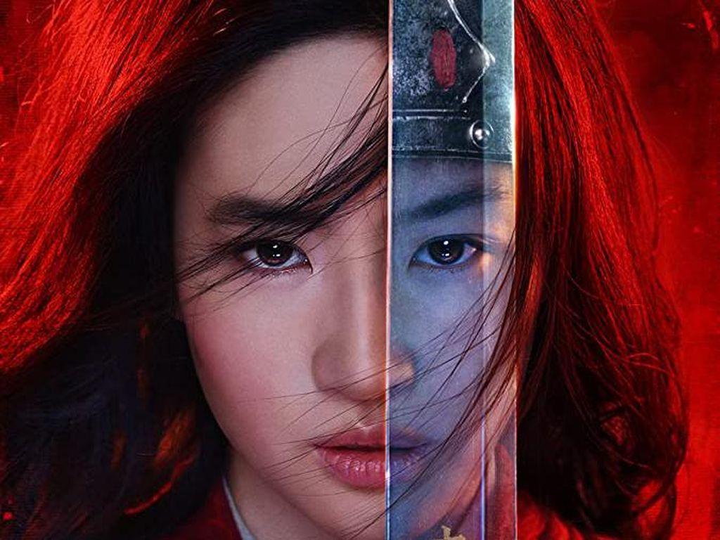 Mulan 2020 Rilis, Ini Fakta-fakta Film yang Tak Tayang di Bioskop Itu