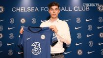 Video Chelsea Perkenalkan Kai Havertz